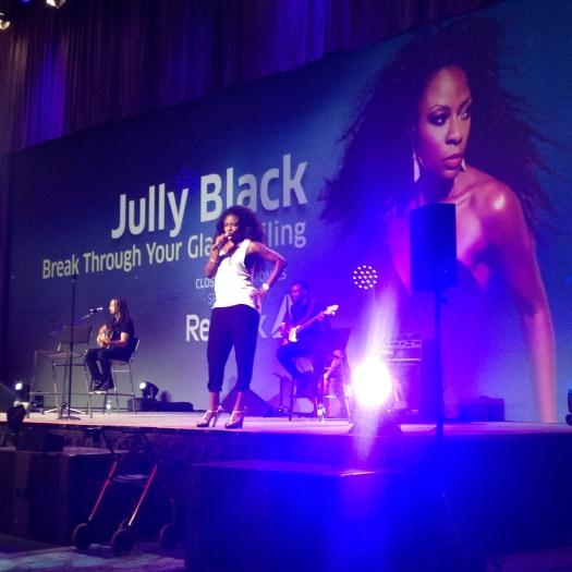 canfitpro 2015 - Jully Black