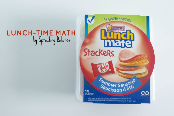 Lunch-time Math - 1