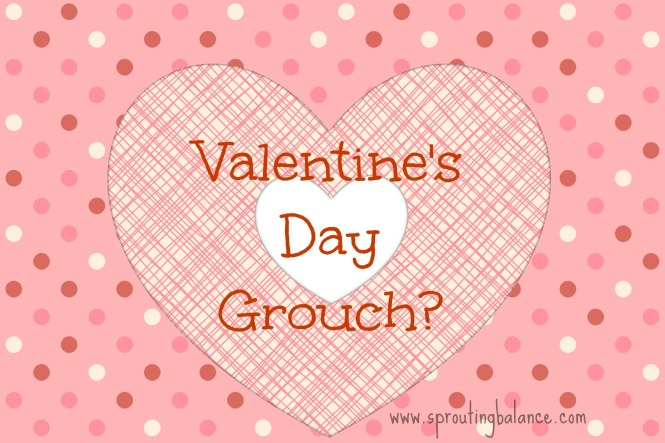 Valentine's Day Grouch