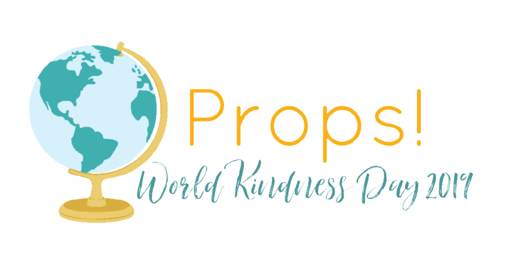Props! World Kindness Day | www.sproutingbalance.com | Simple ideas to spark kindness